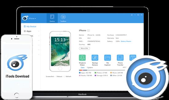 iTools 4.5.0.6 Crack [Lifetime]+ Activation License Keygen Free Download