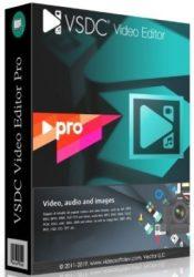 VSDC Video Editor Pro 6.8.6.352 Crack + License Key {New -2022} Free Download