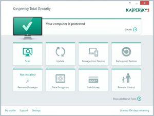 Kaspersky Total Security 2021 Crack (LifeTime) Latest Free Download