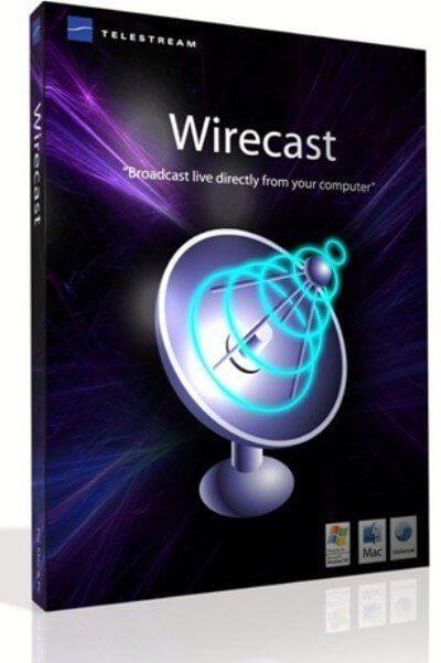Wirecast Pro 14.2.1 Crack + Keygen [Latest Release] Free Download