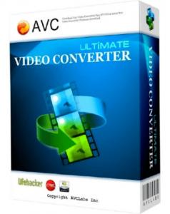 Any Video Converter Ultimate 7.1.3 Crack + Keygen Free Download 2021